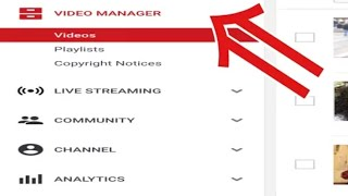 YouTube Video Manager Option 2020 || How To Find Video Manager 2020 || विडियो मैनेजर में कैसे जाए ||