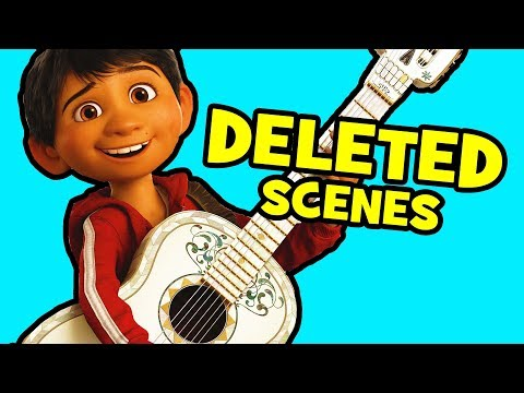 The COCO Musical DELETED SCENES & Pixar Movie You Never Saw!