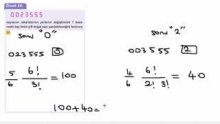 Eğitim Vadisi 10.Sınıf Matematik 2.Föy Sayma ve Olasılık 5 Konu Anlatım Videoları