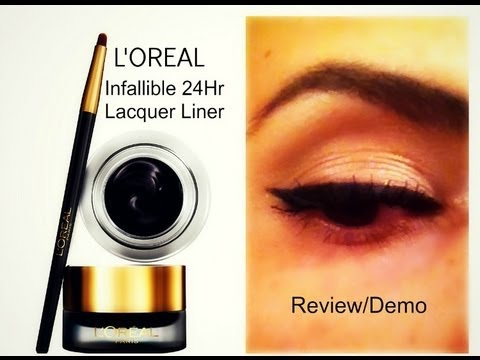 Infallible Never Fail Eyeliner by L'Oreal #3