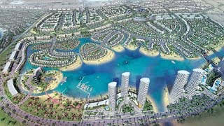 The New Alamein City   Egypts New Future City On The Mediterranean Sea   مدينة العلمين الجديدة
