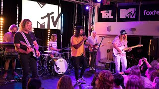 Ocean Alley Perform 'Stained Glass' Live On TRL