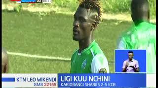 Gor mahia yakabwa koo nyumbani Kisumu na Ulinzi stars