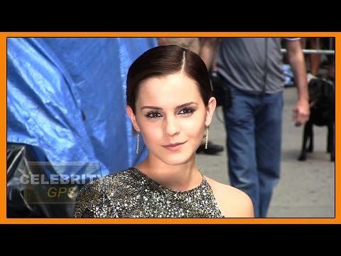 Emma Watson meets the new Hermione - Hollywood TV