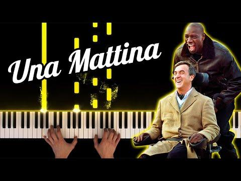 Ludovico Einaudi - Una Mattina (The Intouchables) - Piano