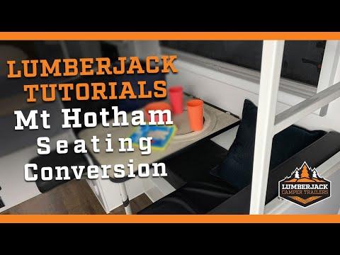 Mt Hotham Seating Conversion