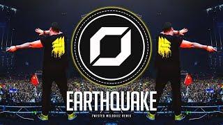 HARD-STYLE ◉ Hardwell feat. Harrison - Earthquake (Twisted Melodiez Remix)
