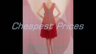 Short Junior Bridesmaid Dresses 80018 Under $100
