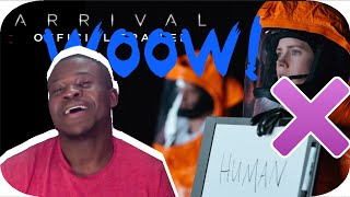 Arrival Trailer 1 2016   Paramount Pictures REACTION VIDEO