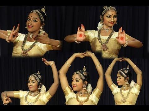 Vishnu Varnam (first half full) - Sridevi Nrithyalaya - Bharathanatyam Dance