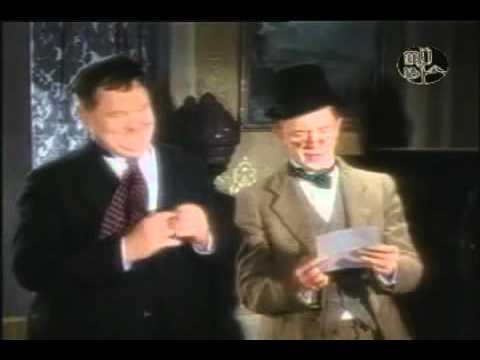 لورل و هاردی قسمت جعبه موسیقی دوبله فارسی