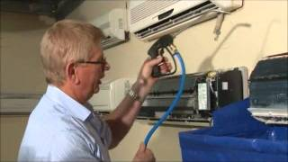 Download Video How does HydroKleen clean & service your air conditioner MP3 3GP MP4