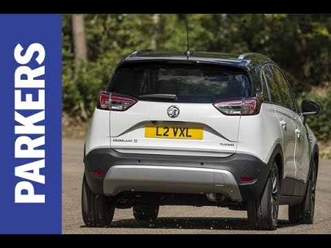 Vauxhall Crossland X SUV Review Video