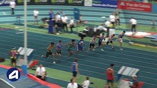 Liévin 2019 : Finale 60 m Juniors M (Aymeric Priam en 6''86)