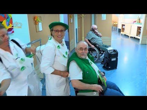 A Lourdes, le pèlerinage pour les malades du cancer