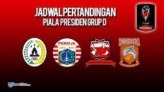 Jadwal Piala Presiden 2019 Grup D: PSS Sleman, Madura United, Persija Jakarta, dan Borneo FC