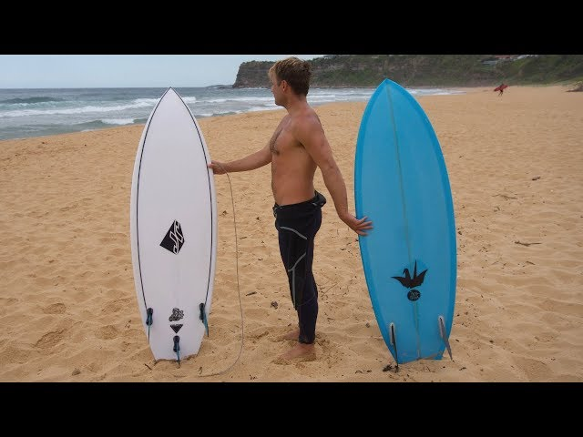 Fish Vs Shortboard - Which Is A Better Surfboard??
