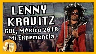 Así Tocó LENNY KRAVITZ en MÉXICO | EnConcierto con Jude | Radio-Beatle