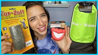 Testing Fun Dog Products Pt. 2!