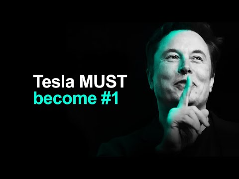 Tesla To Become World's Largest, Most Profitable Automaker