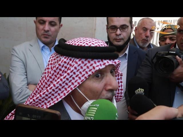 النائب صالح العرموطي: جلسة عقوبة النائب العجارمة 3 دقائق ومنعنا من الحديث