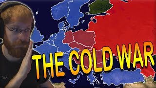 GERMAN REACTS TO THE COLD WAR! - TommyKay Reacts to Cold War by Oversimplified