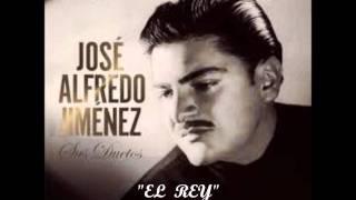 JOSE ALFREDO JIMENEZ   EL REY