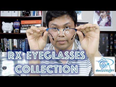 Eyeglasses collection   Tom Ford, Ray Ban, Burberry, Georgio Armani