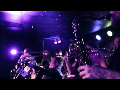 Gold Blood & Associates - Work (Live at Church Boston 12/7/13)