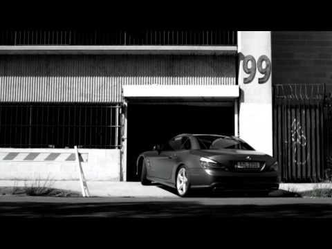 2013 Mercedes-Benz SL-Class theatrical promo