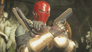 Injustice 2   Red Hood All IntroInteraction Dialogues