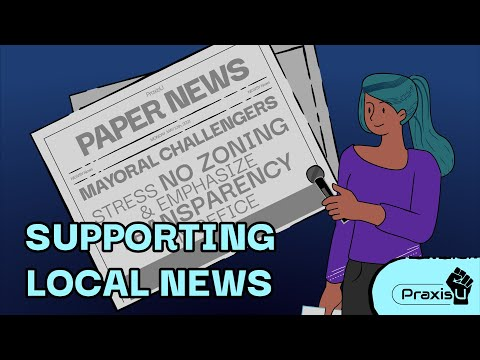 Supporting Local News