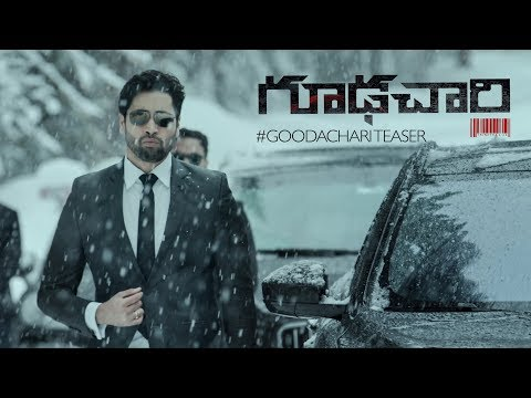 Goodachari - Movie Trailer Image