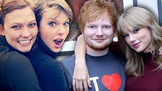 12 Taylor Swift Celeb BFFs!!