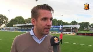 Reactie Gert Jan Karsten na FC Lienden - HHC Hardenberg