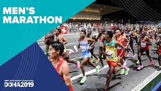 Mens Marathon | World Athletics Championships Doha 2019