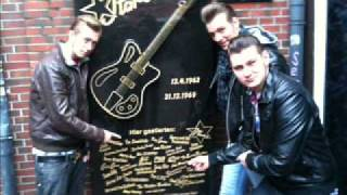 the Baseballs - Jungle Drum, studio version