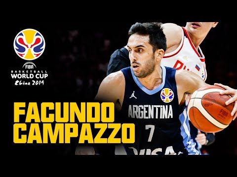 Facundo Campazzo | FULL HIGHLIGHTS – First Round | FIBA Basketball World Cup 2019