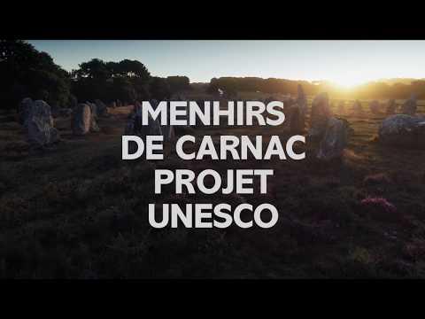 Menhirs de Carnac / Projet UNESCO - 2018