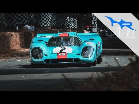 Porsche 917K at Festival of Speed