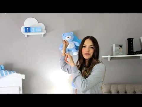 ¡Bienvenid@s al cuarto de mi bebé!