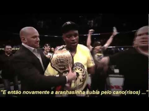 Anderson Silva do Corinthians defenderá seu cinturão em Las Vegas 7 de julho