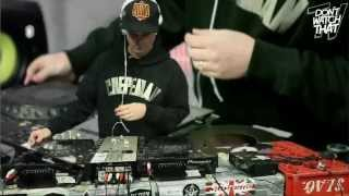 DJ Haus - Live @ Just Jam 2012