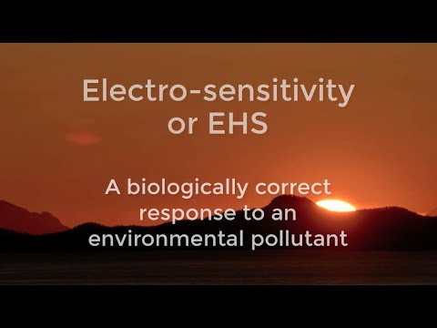 Short video on electromagnetic sensitivity (EMS), Smombie Gate | 5G | EMF