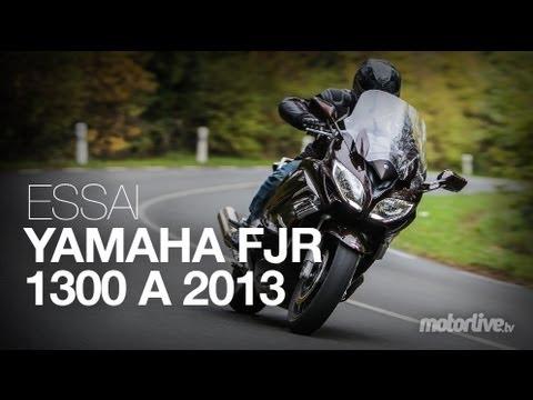 YAMAHA - FJR
