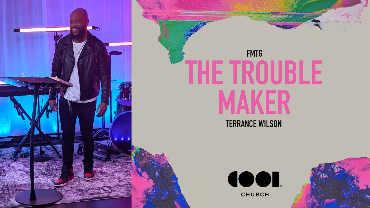 THE TROUBLEMAKER Image