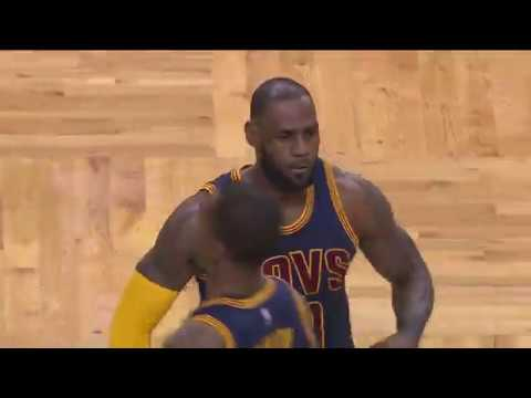 Cleveland Cavaliers vs Boston Celtics - May 25, 2017