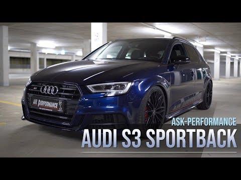 Audi S3 Sportback (8v) mit 510PS - Test Drive | Review | Fahrbericht (Deutsch) ///Lets Drive///