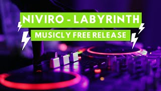 🔥🎧 NIVIRO - The Labyrinth - New Song Every Day! 🔥💯 | Musicly Free