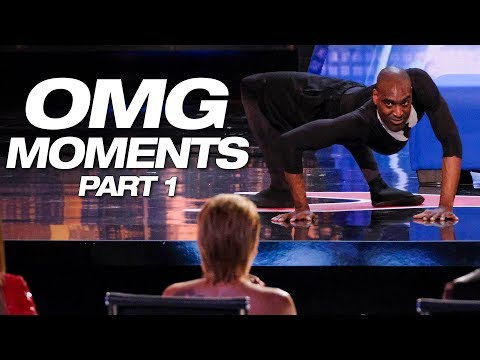 OMG! You'll Never Believe These Talents! - America's Got Talent 2018 (видео)